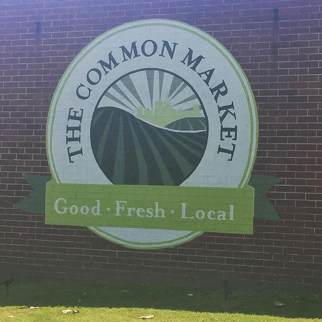 Proud to work the growers and producers of the southeast. @commonmarketse