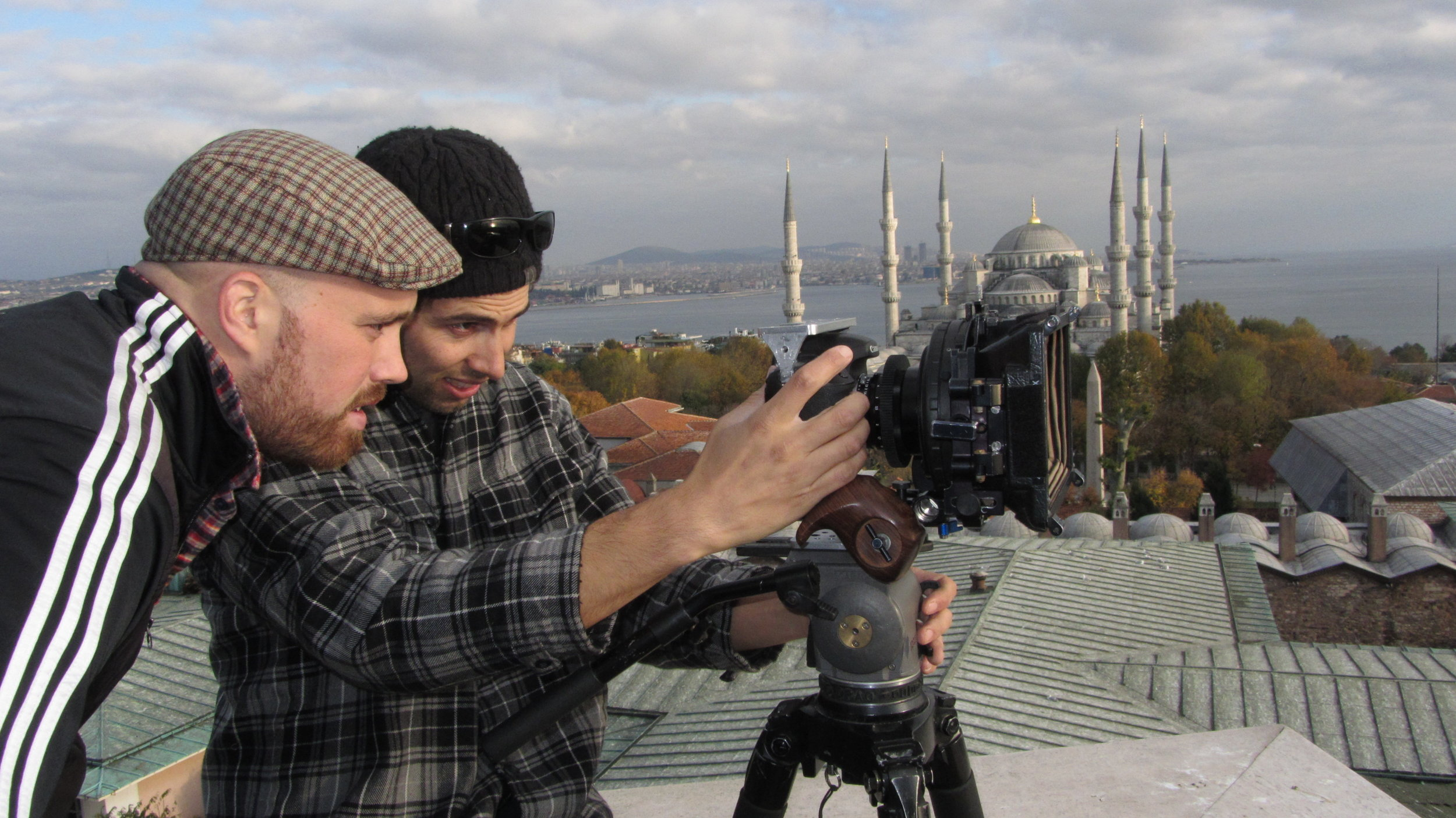 On Location in Instanbul with Couchsurfing