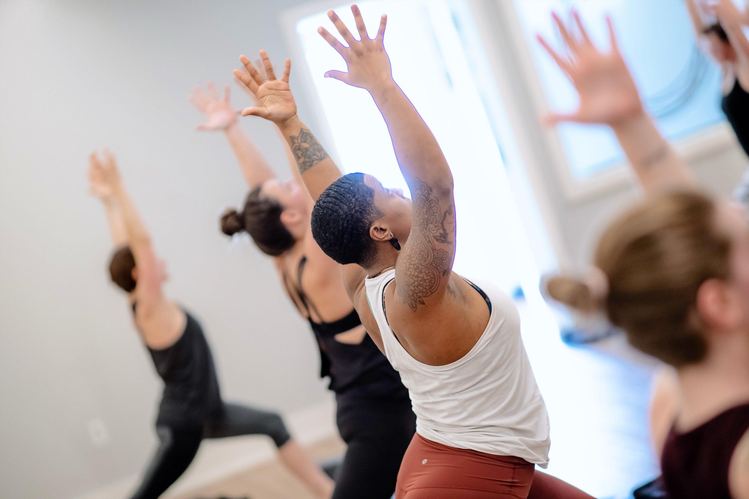 Toledo Yoga - Baptiste Affiliate Power Studio in Ohio