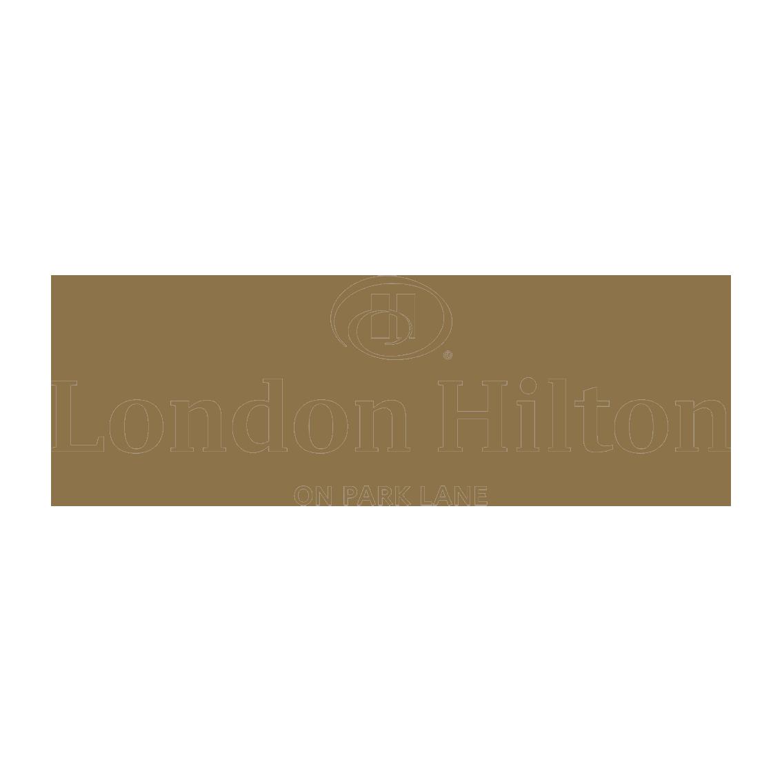 london hilton logo gold.png