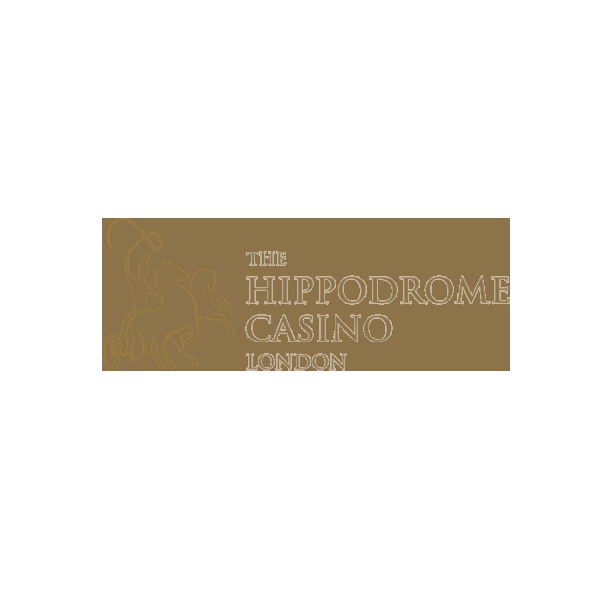 Hippodrome casino logo gold.png