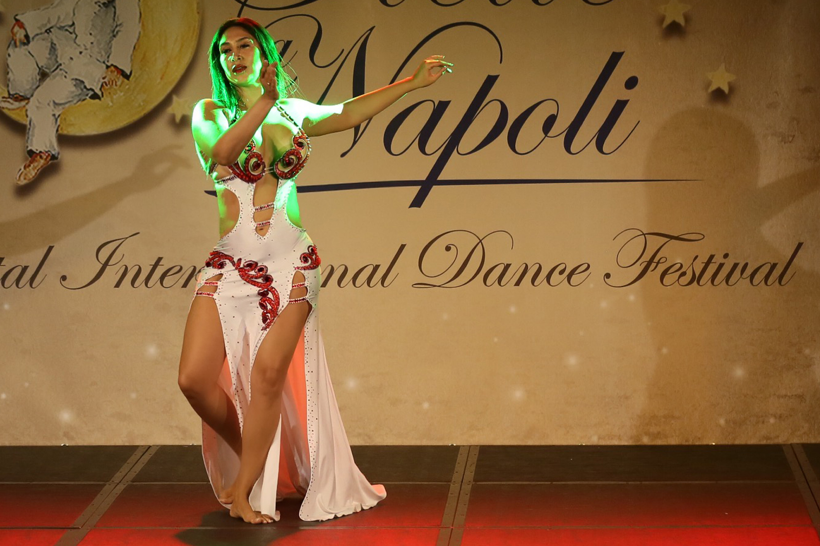 INTERNATIONAL DANCE FESTIVALS -