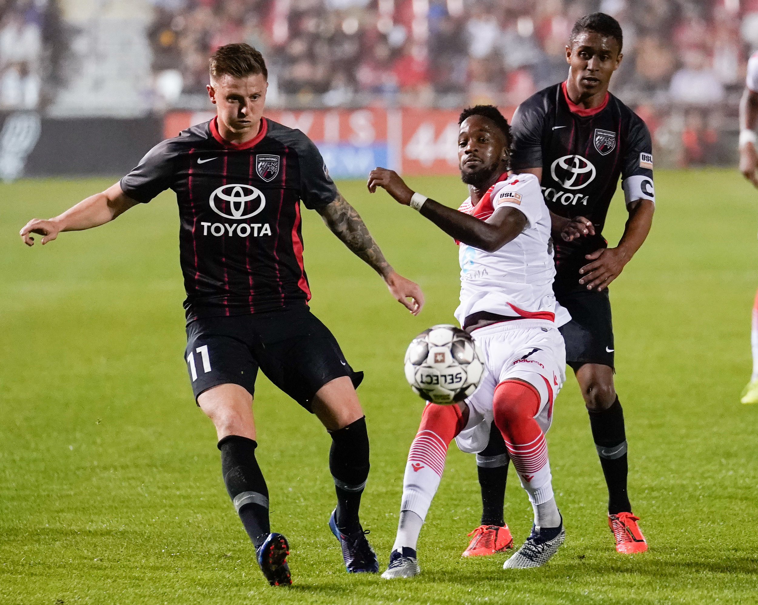 Photo courtesy of San Antonio FC