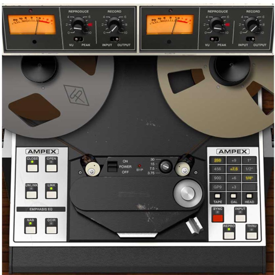 SOFTWARE - My studio is based around analog principles with the convenience of the digital construct.