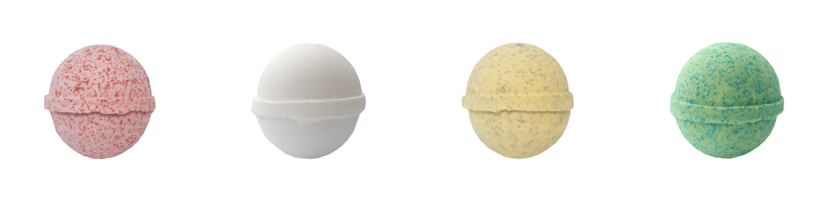 Deluxe Bath Bombs