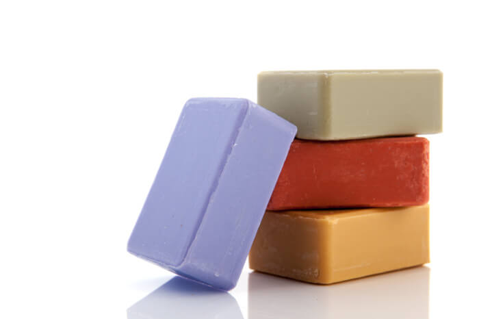 What is triple-milled French Soap? -