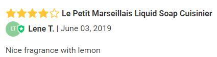 Le Petit Marseillais Liquid Soap Cuisinier review.JPG