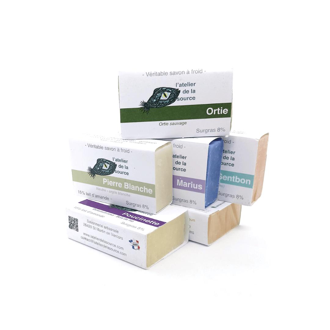 Organic Solid Shampoo Bars