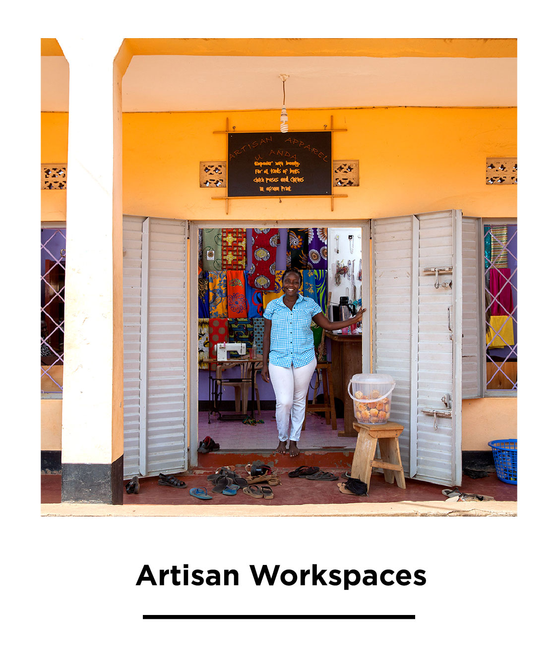 After having a workshop for five years, the need for growth in these areas was apparent: technology, physical space, community collaborations, and diverse industry programs. The Artisan Workspace was designed to advance these opportunities.