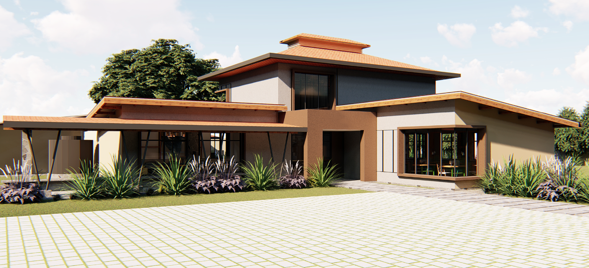 ARTISAN WORKSPACE - Read more about the vision, architecture plans, and collaborative process of creating the first multi-purpose Artisan Workspace in Gulu, Uganda.Architectural Design by Emma Mugisha (Kampala, Uganda)