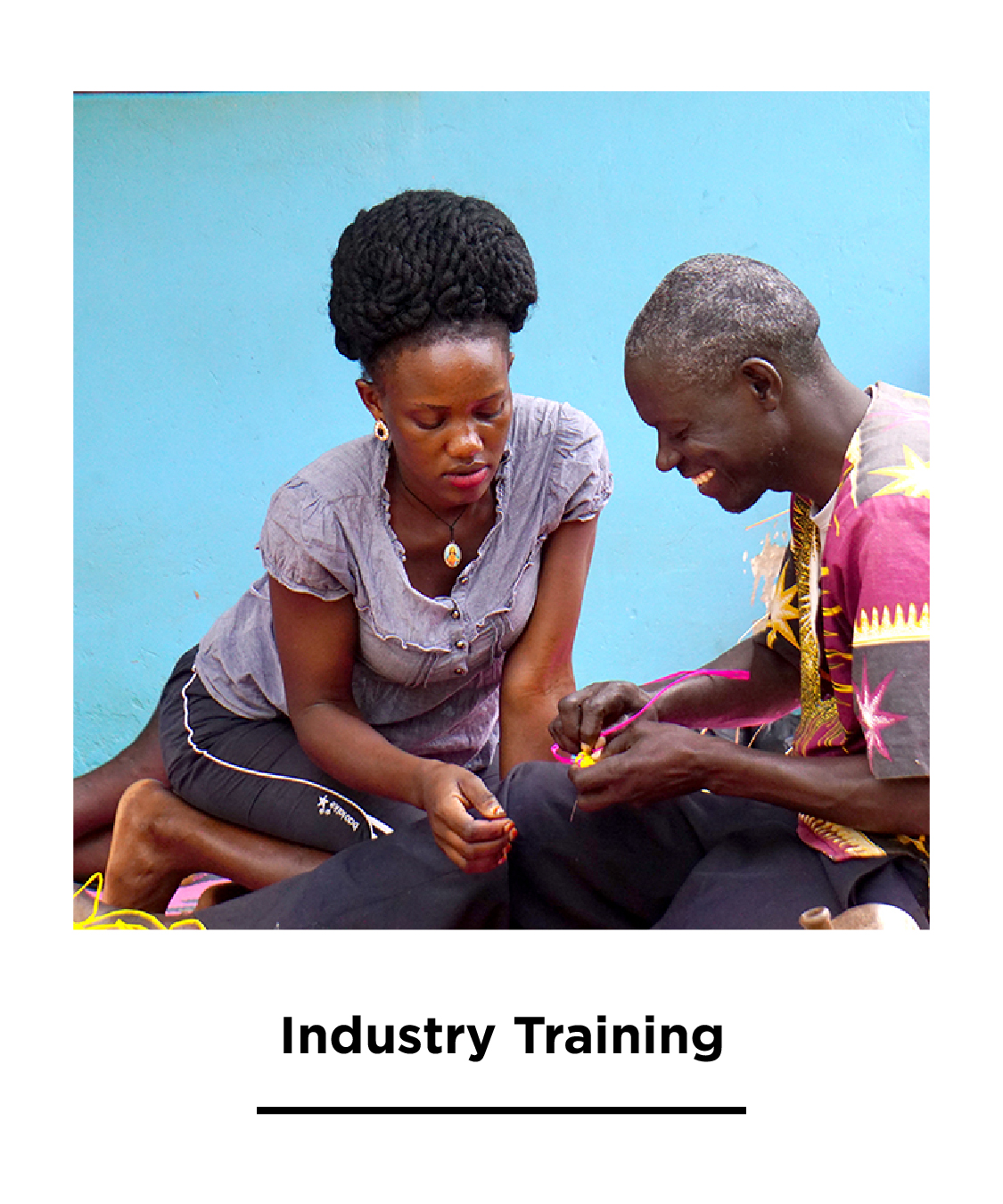 We are currently witnessing the power of Artisans in Uganda overcoming complex obstacles by creating solutions through dignified employment and industry training. We are proud to stand with these artisans who are creating change within their communities.