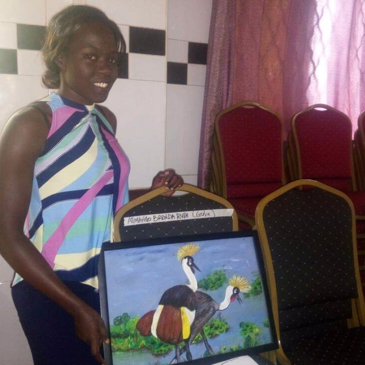 Brenda - Artist (Uganda)