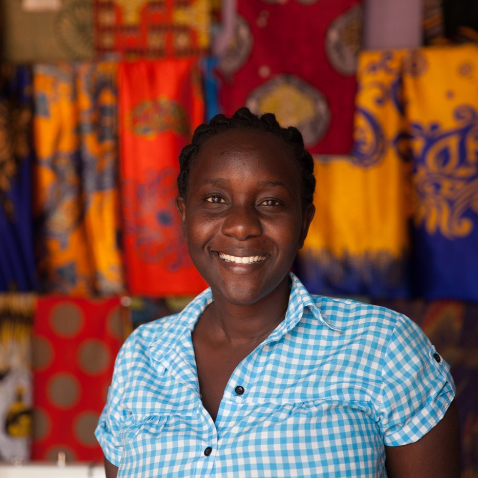 Ketty - ArtisanApparel Director (Uganda)