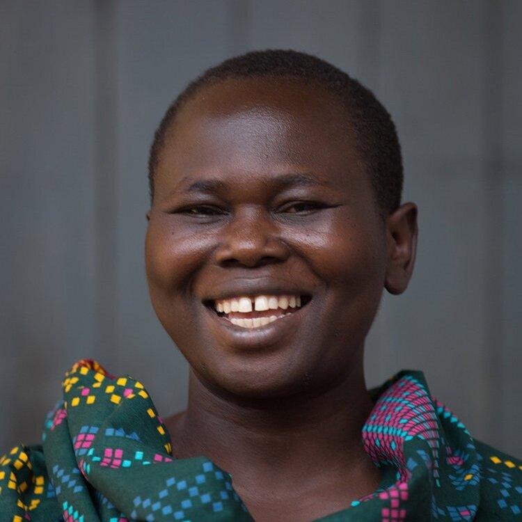 Veronica Lonyera - Fashion Designer (Uganda)
