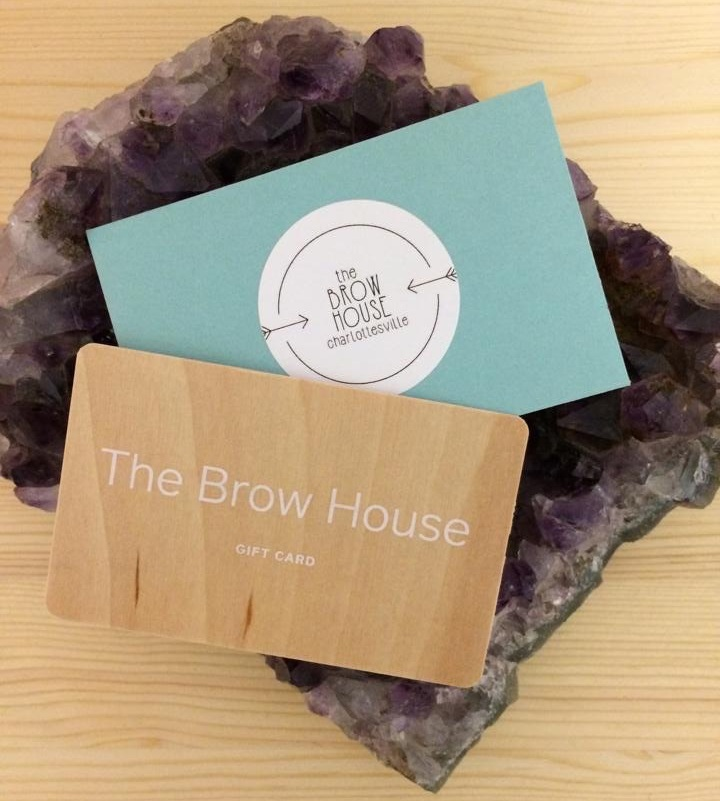 The Brow House Gift Card