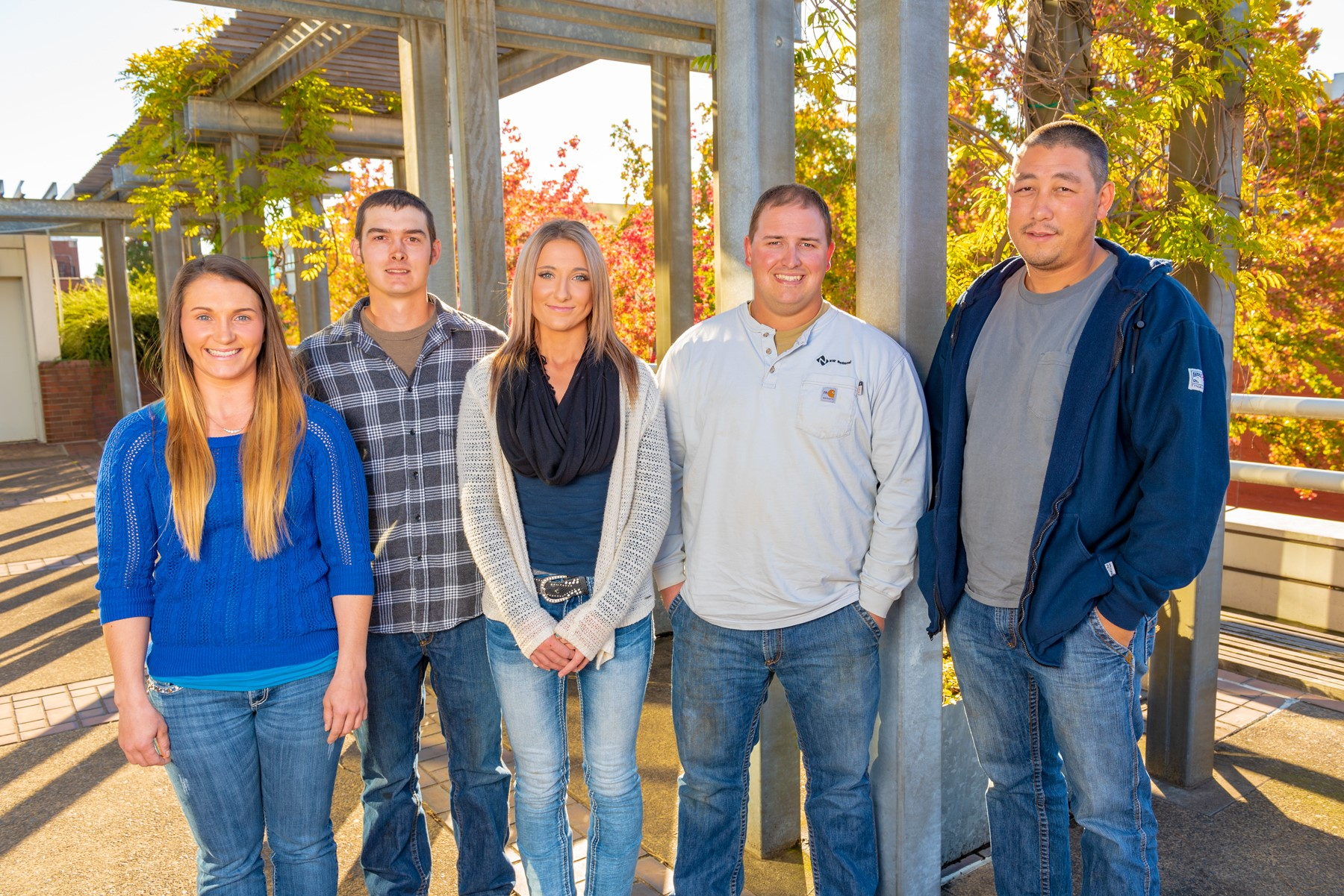 NW Natural's new Construction Internship Program creates opportunities for qualified candidates. The first cohort included several interns who transferred into full-time positions with the company in 2018.