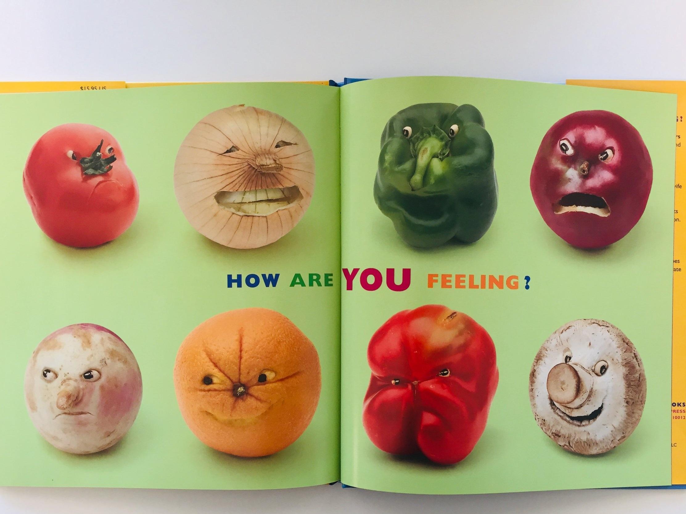How Are You Peeling?  - Saxton Freymann & Joost Elffers