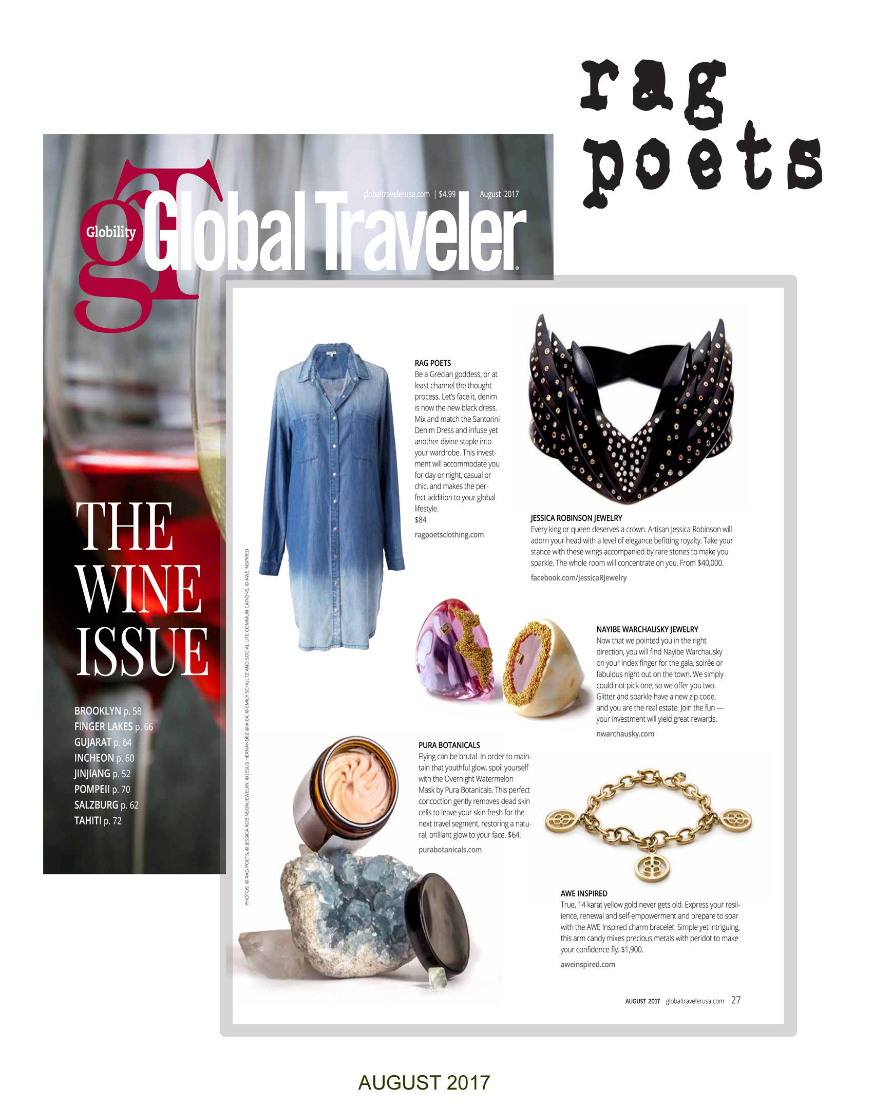 Rag Poets_Global Traveler_August 2017.jpg