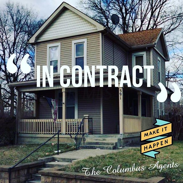 Just check out that wrap around porch 😁 Excited to see this renovation in a month! 💪🏽🙌🏽#thecolumbusagents . . . #columbus #ohio #southerorchards #remodel #realestate #onlyincbus #asseenincolumbus #cbus #realtor #househunting #onlyincolumbus #realtorlife #columbusagents #remax #asseenincolumbus #614 #columbusalive #columbusrealestate #realtorlife #columbusOH #flip