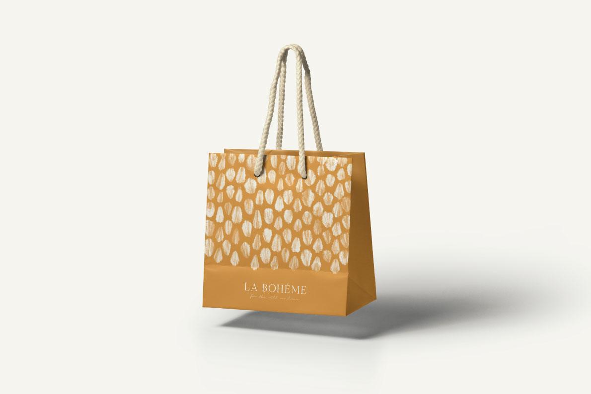 La Bohéme  Brand Design by Studio Jazeena