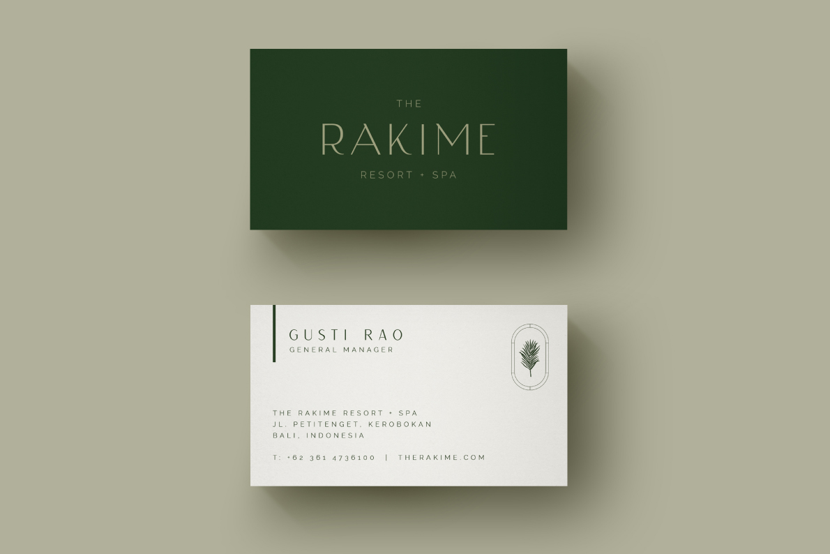 The Rakime Brand Design by Studio Jazeena
