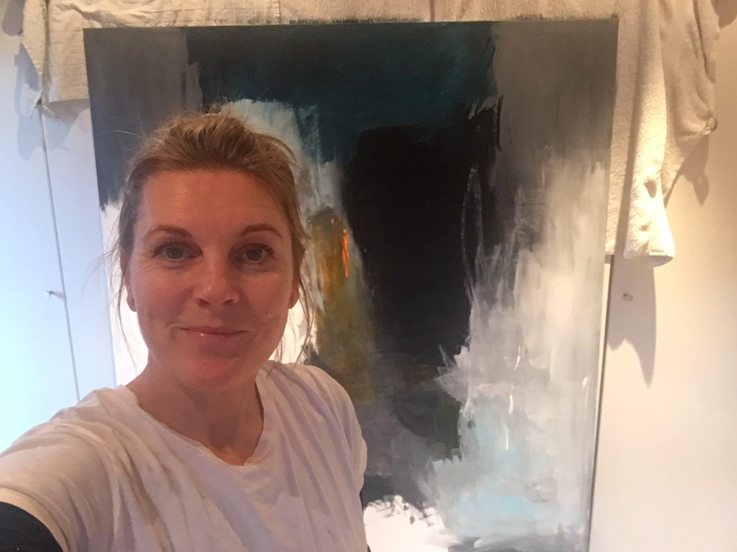 Malerier til dit hjem - Bestil den størrelse og de farver der passer til dine vægge