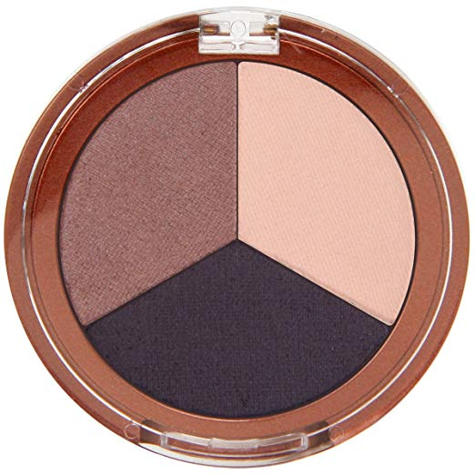 Mineral Fusion Eye Shadow Trio - Luxurious, Long-Lasting Mineral Color.Pomegranate, White Tea, Red Tea, and Sea Kelp defend against free radical damage.Rated 3 on the EWG Scale