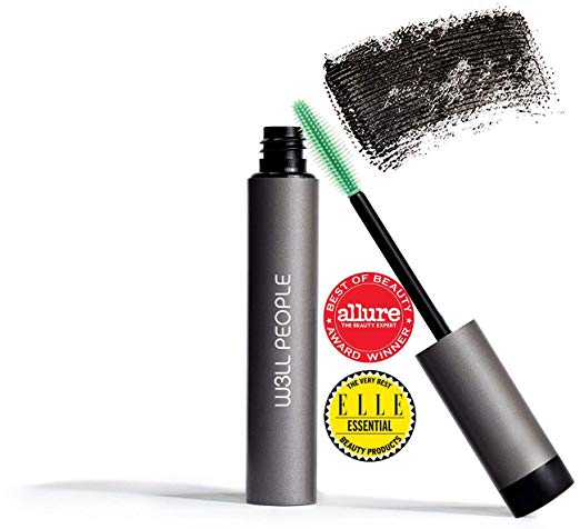W3Ll People Mascara - This Boundary Breaking Formula Creates Big, Bold Fluffy Lashes InstantlyEWG Verified