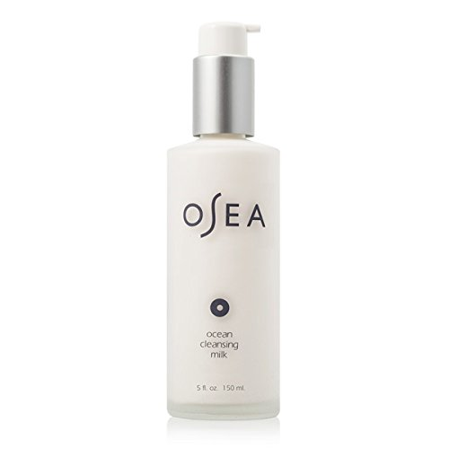 Ocean Cleansing Milk - Ultra hydrating, soothing, creamy cleanserNaturally fragrance-free and pH balancedRated 1 on EWG Scale