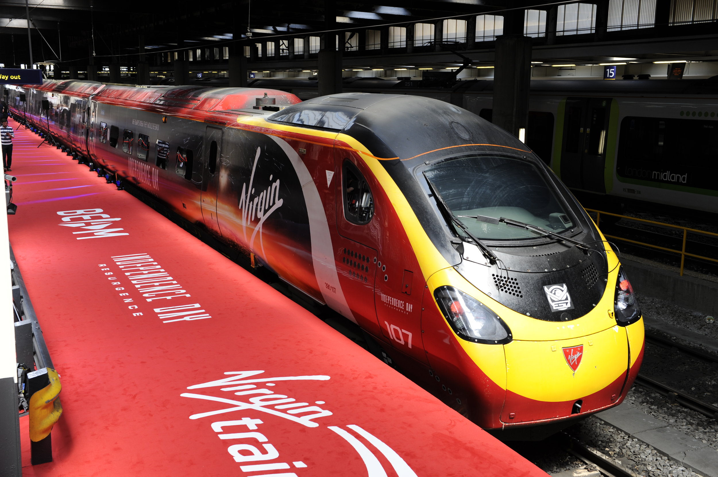 Content strategy and article production for launch of new Virgin Trains blog -