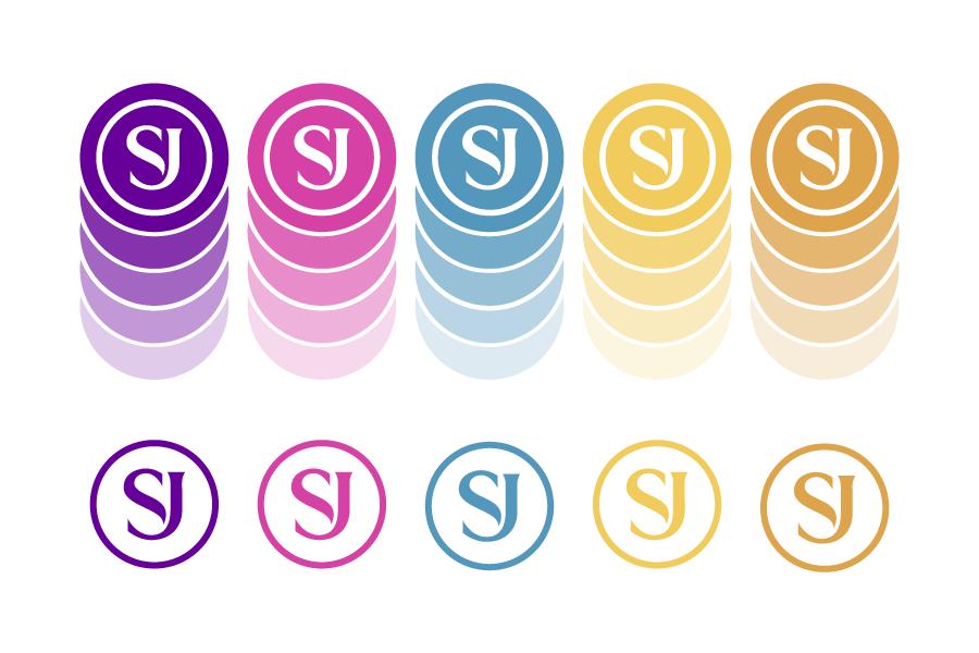 Development of a brand identity and logo design for theatre costume design firm -