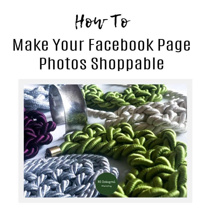 Let Customers Shop Your Products & Checkout Directly From An Uploaded Photo On Your Facebook Page By Using The Tagged Products Feature!