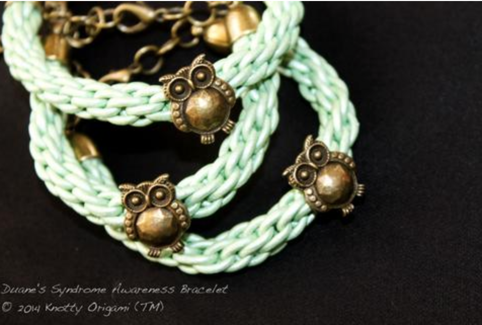 This Knotty Origami Bracelet was released by special request in 2015. I created a blog post about the launch and pointed traffic back to the listing. Years later, the blog post is still a primary referral source that results in sales conversions!