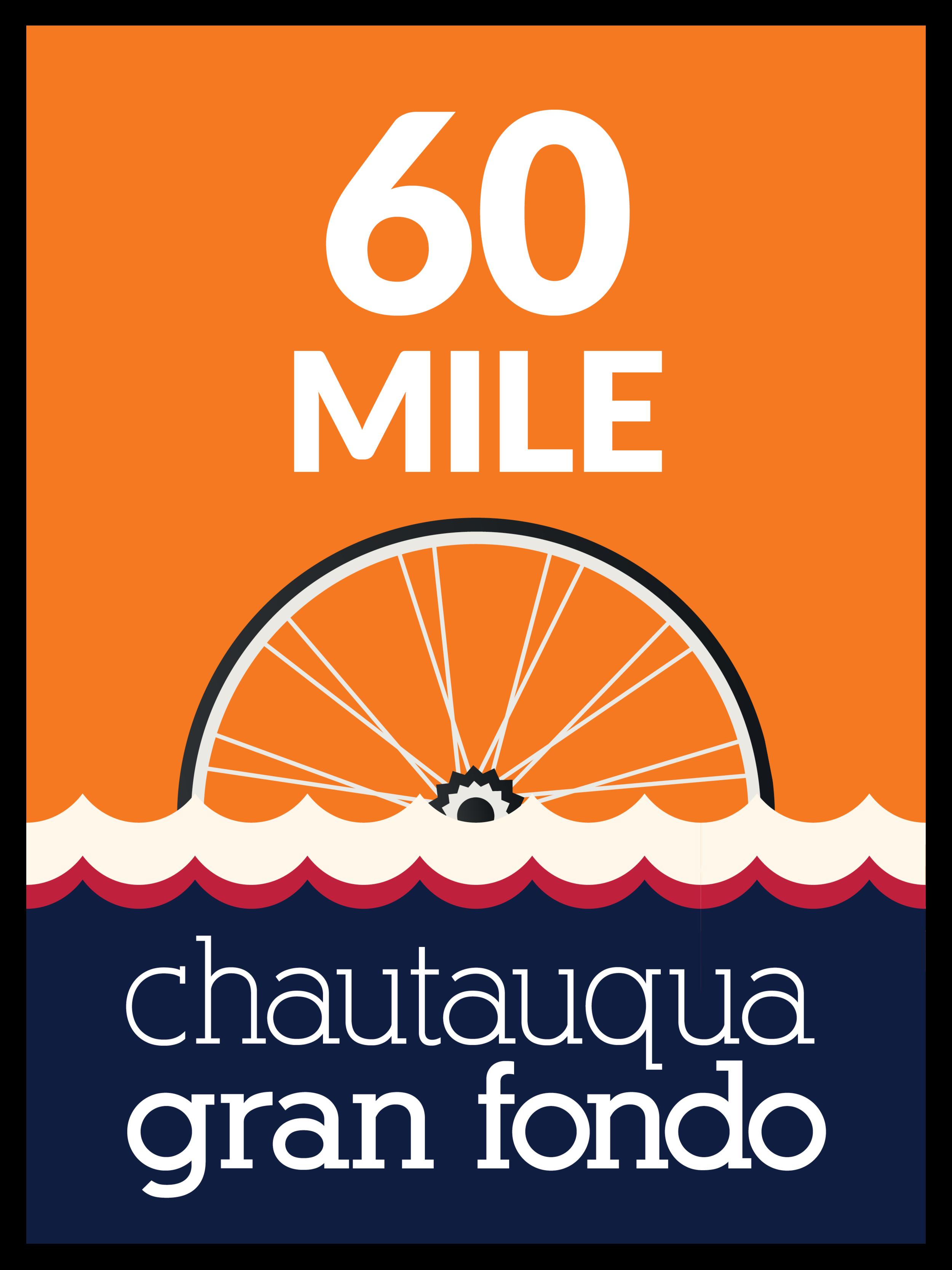 CHQGF_RouteSignage_Vertical_60mile_orange_18x24.png