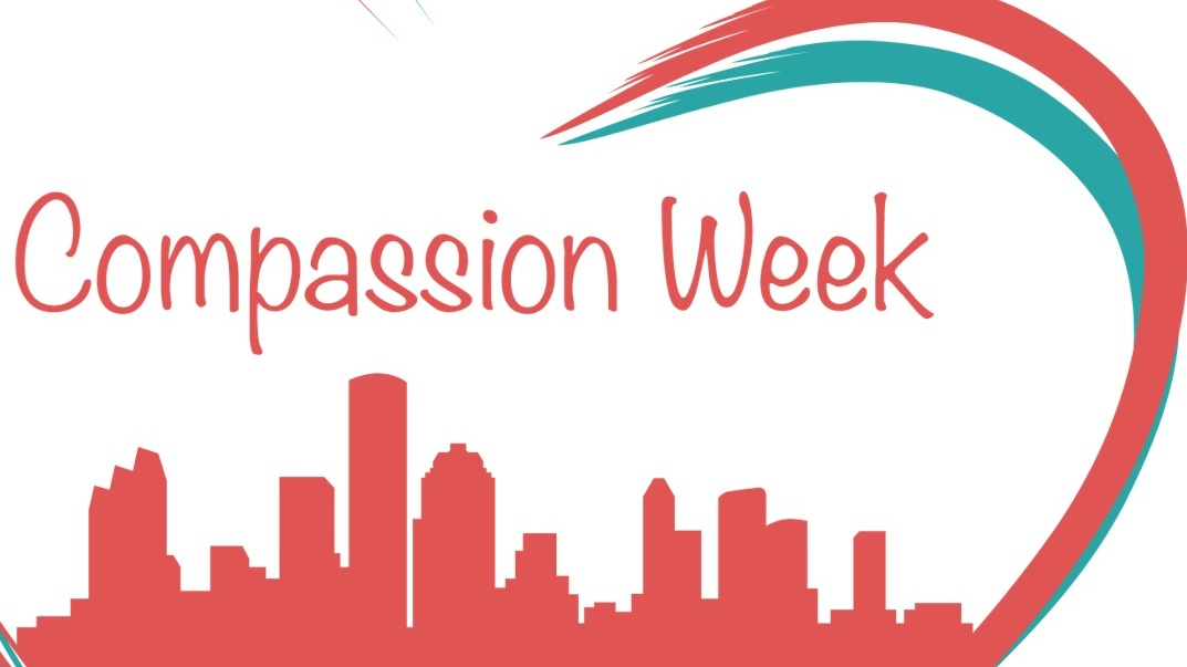 COMPASSION WEEK 2019 - April 22 - April 28