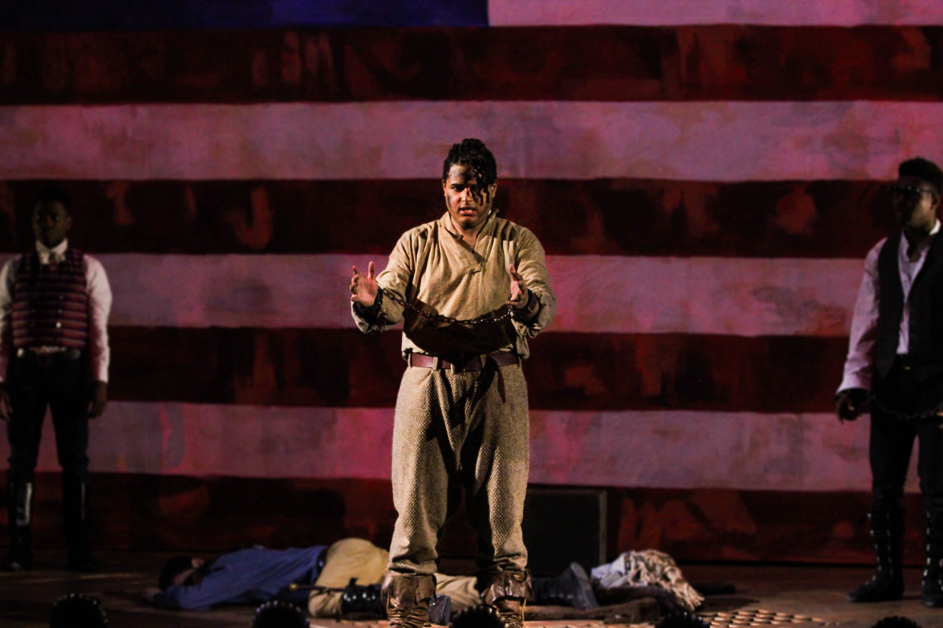 A Free Man of Color by John Guare; directed by Peter Sampieri