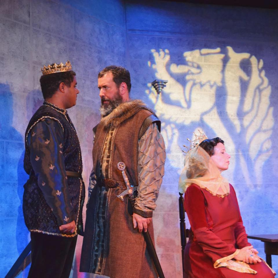 The Lion in Winter by James Goldman; directed by Sue Kim Lucchini