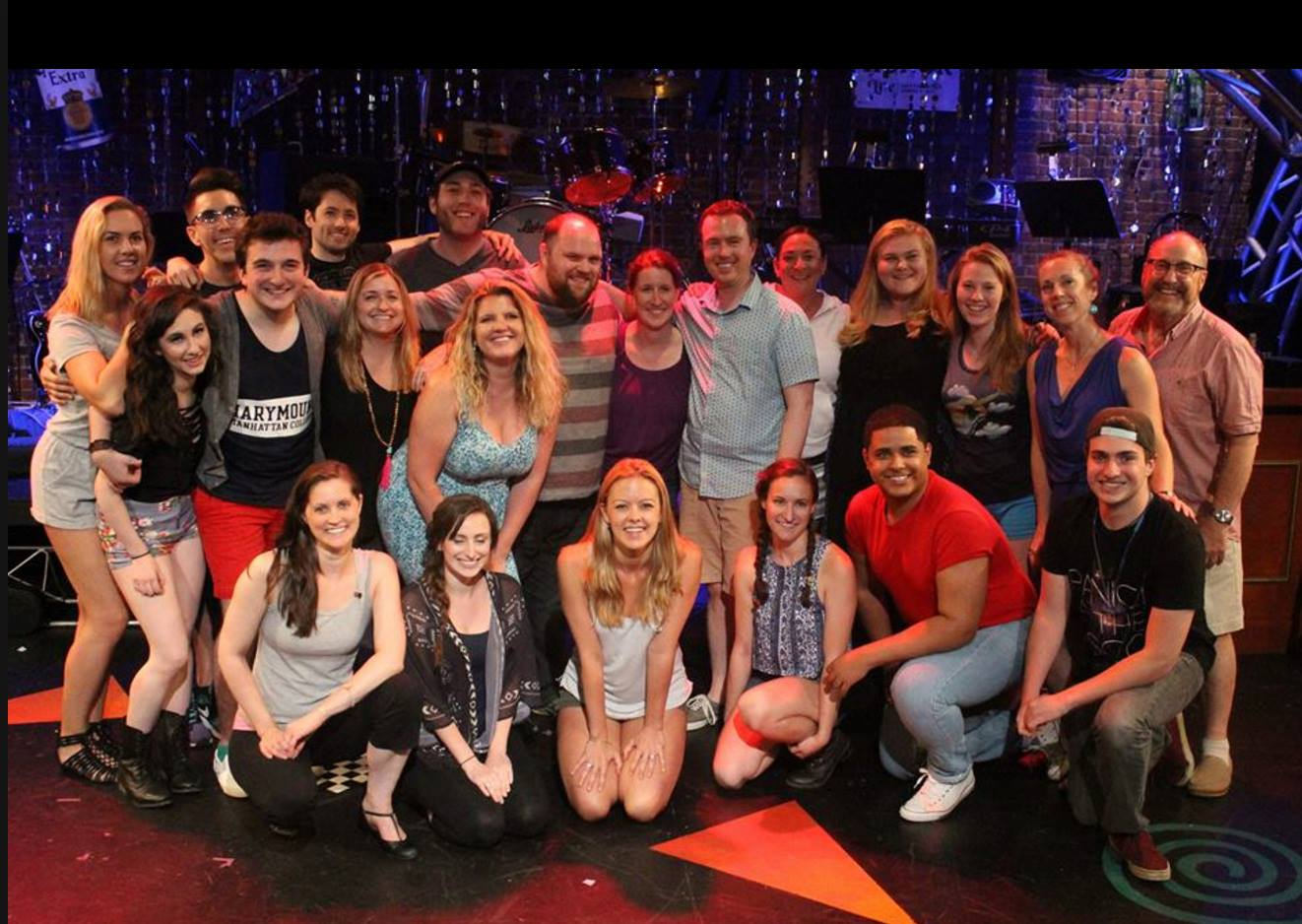 Rock of Ages Master Class with Broadway's Kate Rockwell; directed by Steve Black