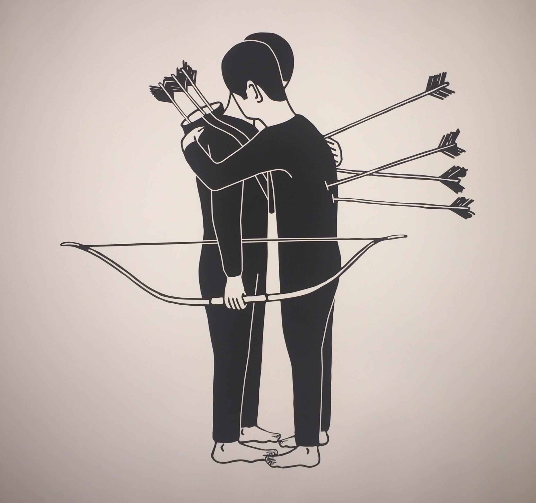 Forgiveness - Art by Scott Erickson