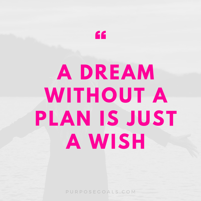 A dream without a plan is a just a wish quote - nara lee- purpose goals.png