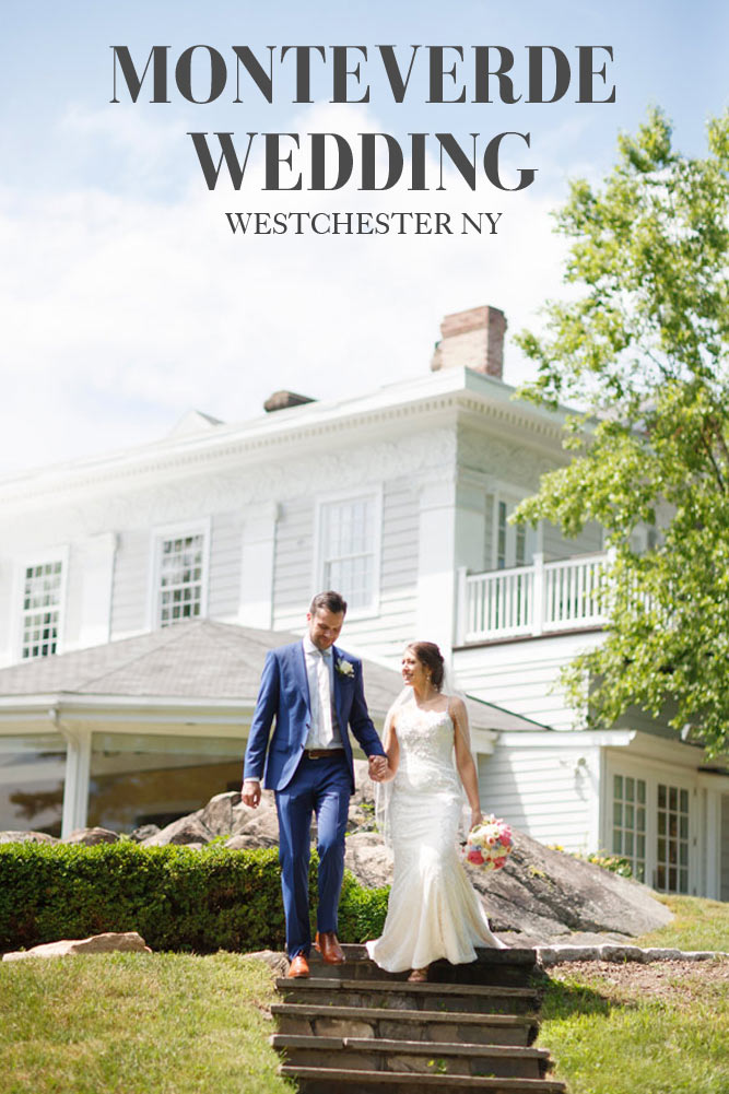 Stylish Monteverde Wedding at Oldstone New York