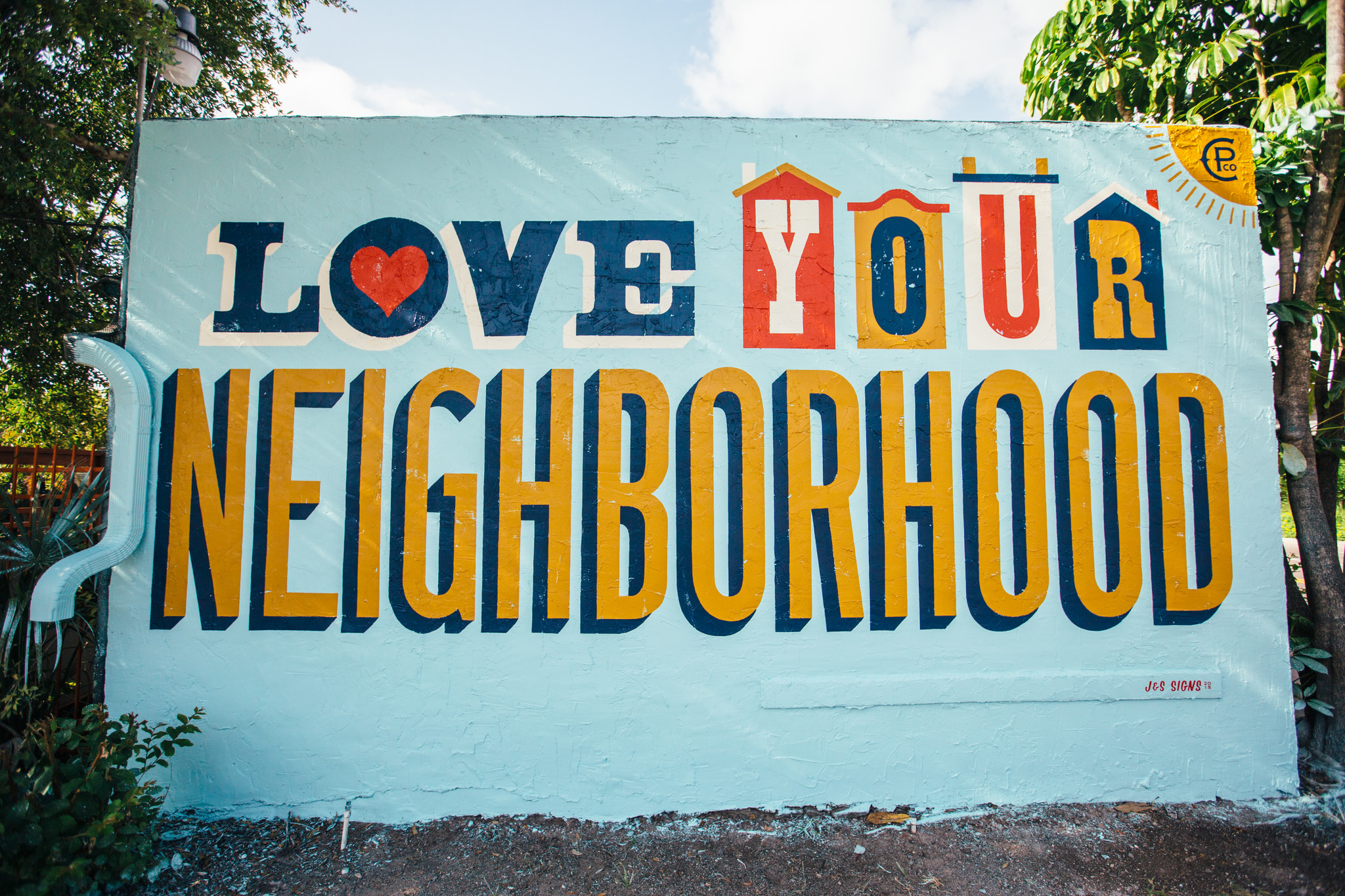 a sense of place in the community, -