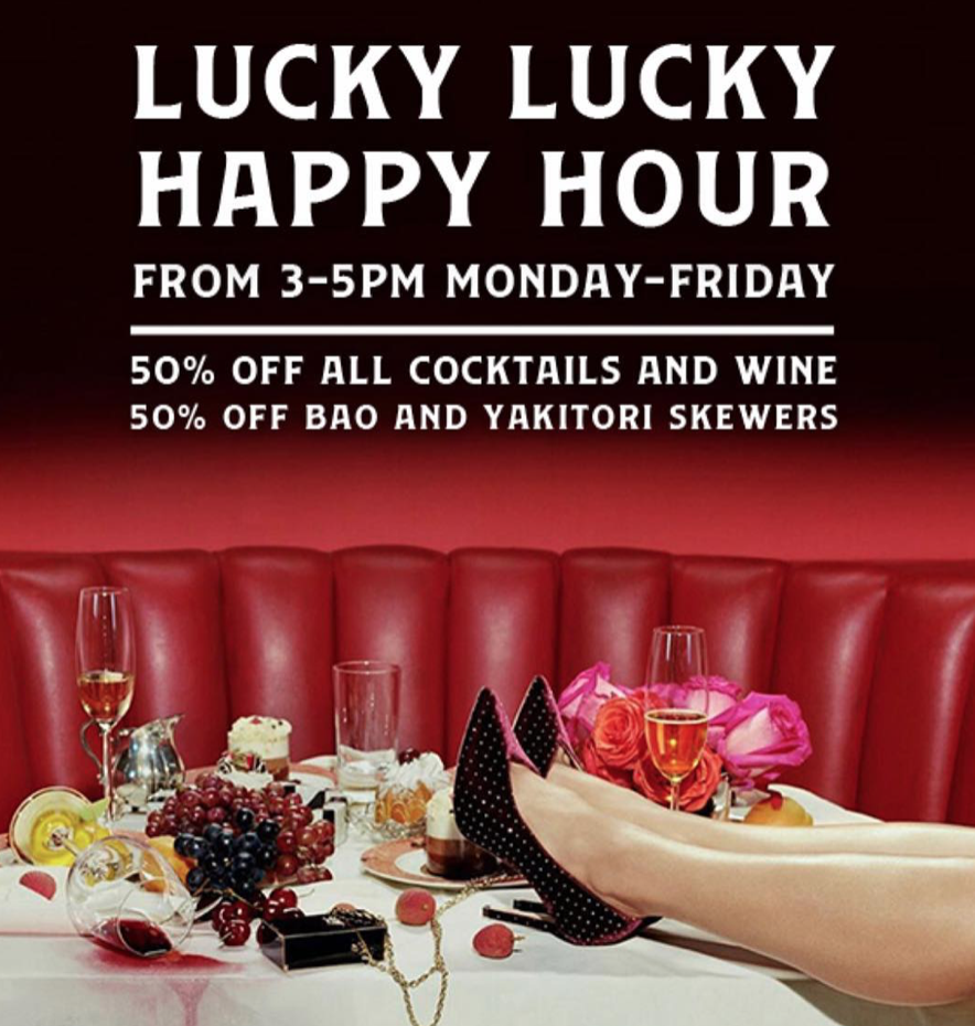 Mister Chens Calgary Happy Hour Promotion