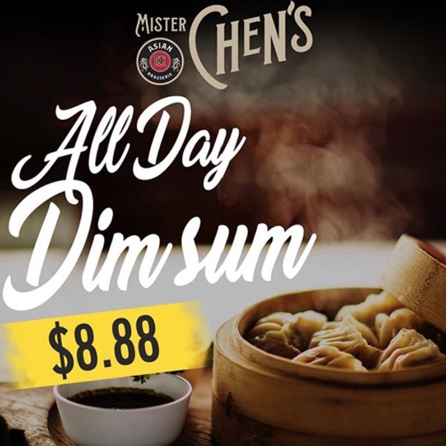 Mister Chen's Sunday Dim sum Calgary