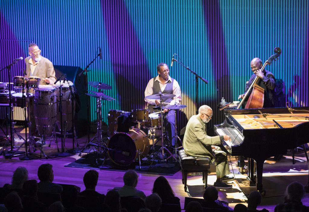 SFJazz kicks new season off with Ahmad Jamal - and the promise of a vibrant future