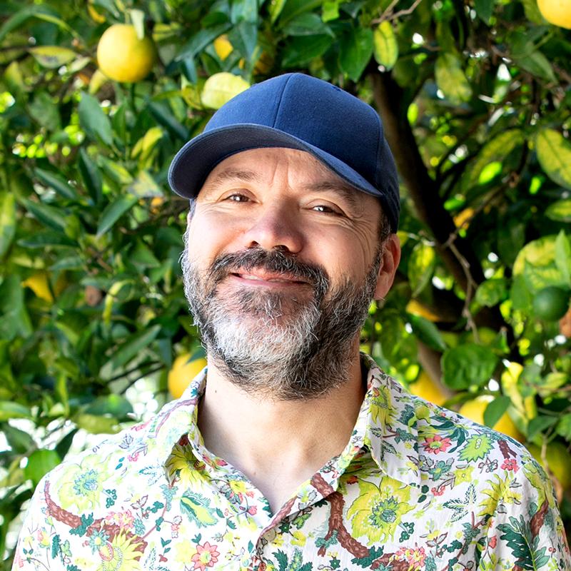 Jon Skinner Founder & Creative Partner
