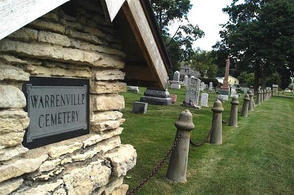 Warrenville Cemetery, Warrenville Road