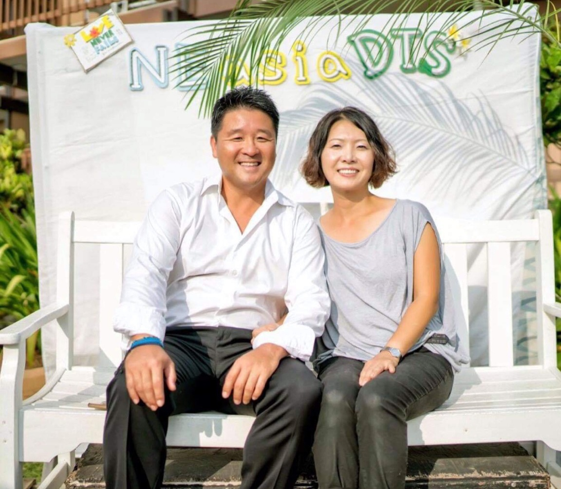 Mark and Stacey Cho | NE Asia DTS School Leader, YWAM