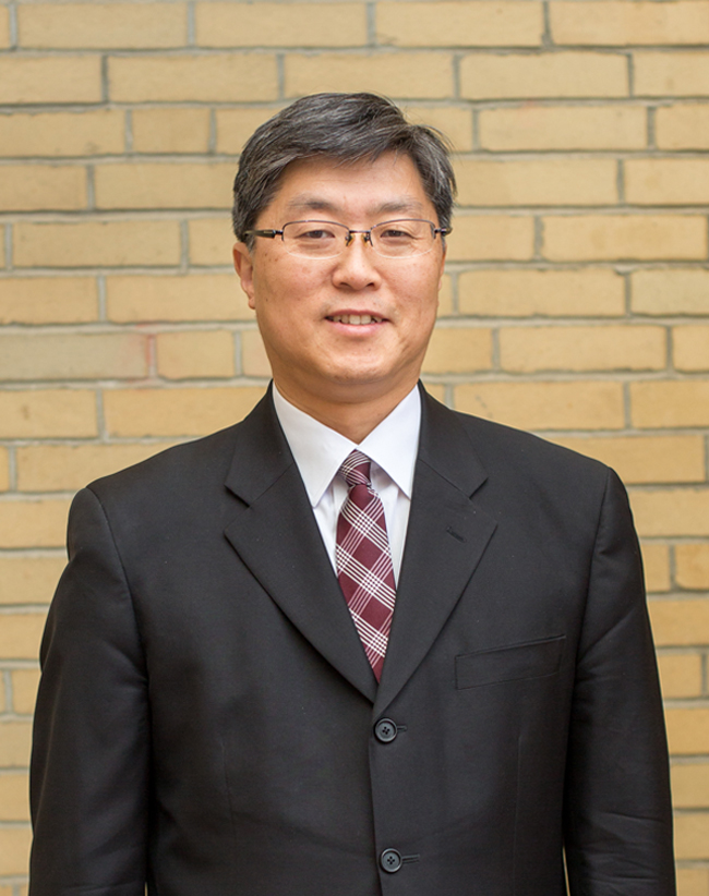 Min Chung | Senior Pastor, Covenant Fellowship Church