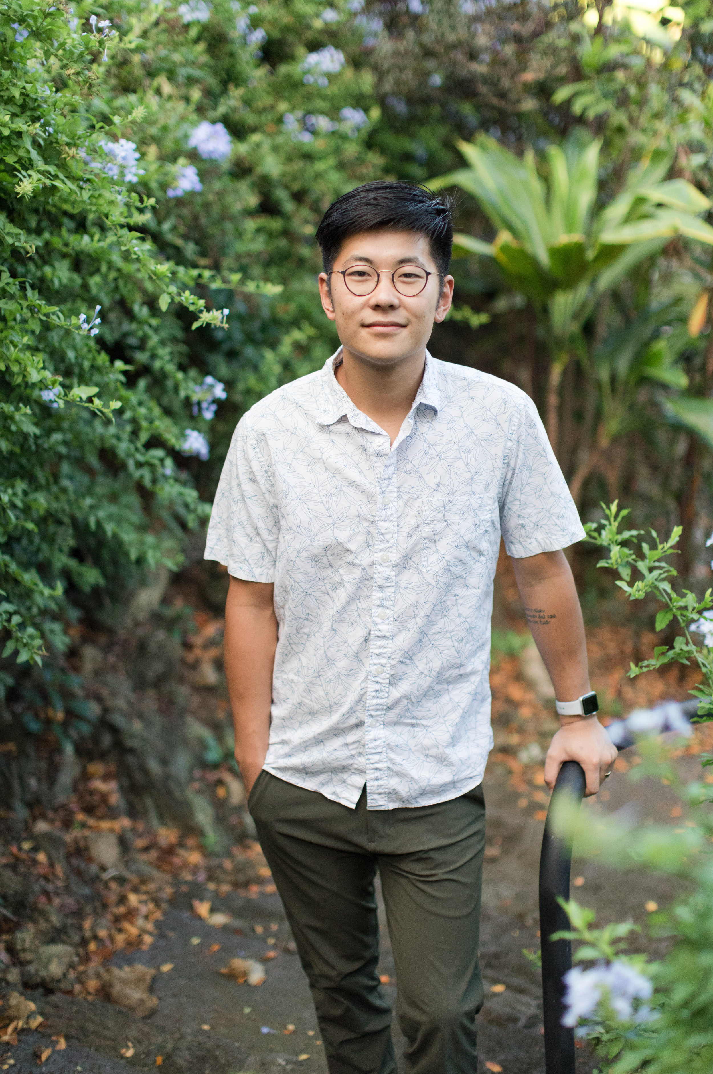 Chris Oh | Missionary, YWAM Kona